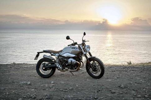 BMW R Nine T Scrambler se duoc ban tai Viet Nam tu thang 02/2016 voi gia 660 trieu dong