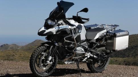 BMW R1200GS mau xe ban chay nhat cua BMW Motorrad