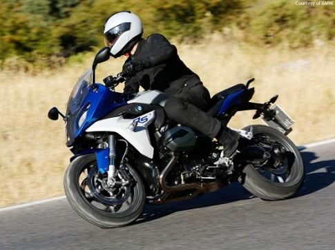 BMW R1200RS chiếc môtô sport-touring vừa mới được ra mắt
