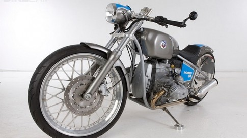 BMW R80: Đi Ngược Lại Xu Hướng