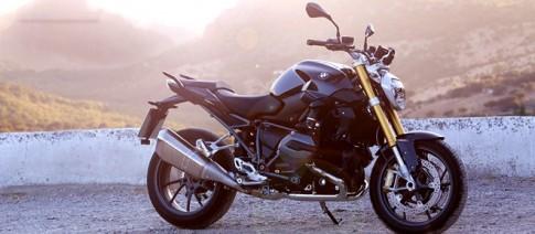 BMW ra mắt bộ đôi môtô R1200 R và R1200 RS