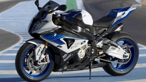 BMW S1000rr dat max speed 320km/h