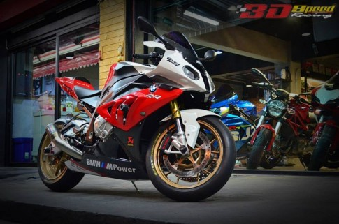 BMW S1000RR do full option tai Thai