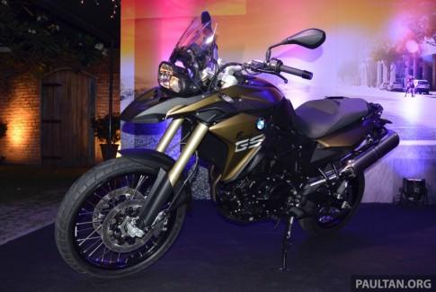 BMW se mo rong san xuat xe moto tai Dong Nam A