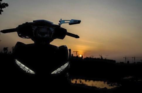 Bộ ảnh đẹp về Exciter 150 độ gắp đơn NSR