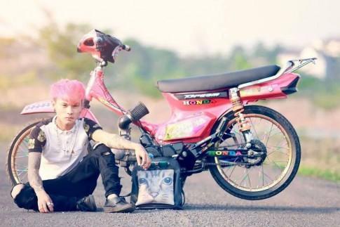 Bo anh Dream cui ben Hot boy xu Viet