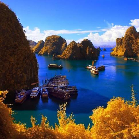 Bo anh Viet Nam dep lung linh tren tap chi Kien truc nuoc ngoai