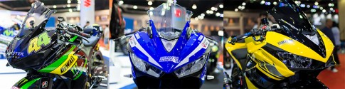 Bo ba Yamaha R3 tai Bangkok Motor Show 2015 (Phan 3)