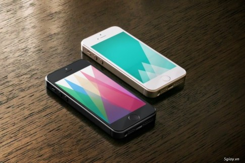 Bộ hình nền đơn giản mà độc đáo cho iPhone