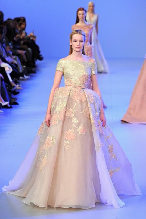 Bo suu tap Couture cua Elie Saab