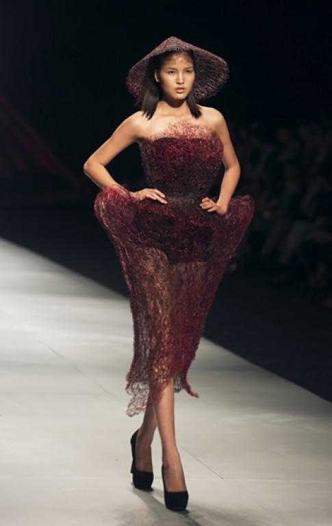 Bo suu tap 'Lady' cua Hoang Minh Ha