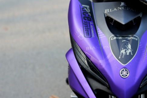 Bộ sưu tập Yamaha Exciter màu tím nhưng không có hiếm