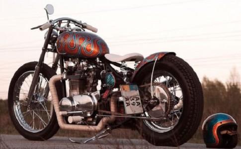 Bộ sưu tập Yamaha XS650 độ đủ mọi phong cách
