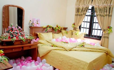Bố trí nội thất cho phòng cưới rộng 15 m2