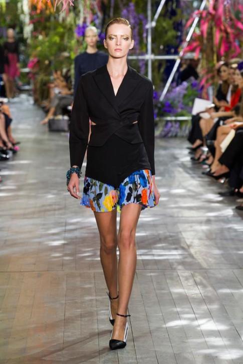 BST xuan he 2014 dam chat nhiet doi cua Christian Dior (tiep)
