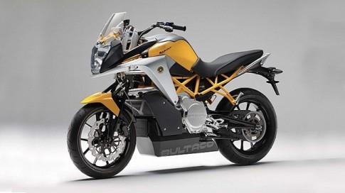 Bultaco Rapitan - Moto dien voi cong nghe cua xe dua Cong thuc 1