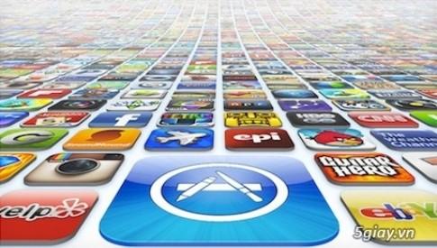 Cac Apps mien phi tren App Store 29/12