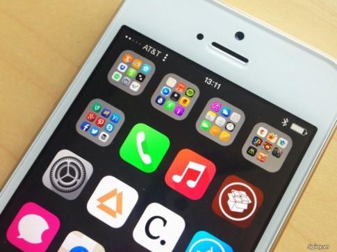 Cac tinh chinh tot nhat cho thanh trang thai tren iOS 7 sau khi Jailbreak