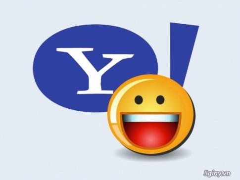 Cach chan nick tren Yahoo Messenger khi bi lam phien
