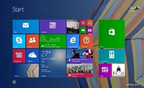 Cach khac phuc loi Lag chuot tren Windows 8.1