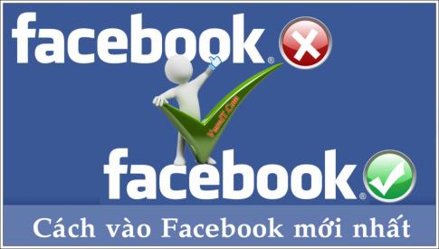 Cach vao Facebook thang 5/2014 khong can phan mem