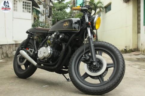 Caferacer - Honda CB750F cafe den da