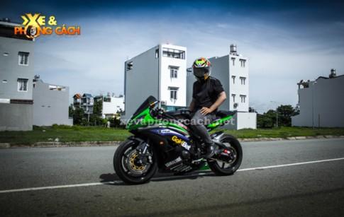Cảm nhận của chàng trai trẻ Sài Thành với niềm đam mê Yamaha R6