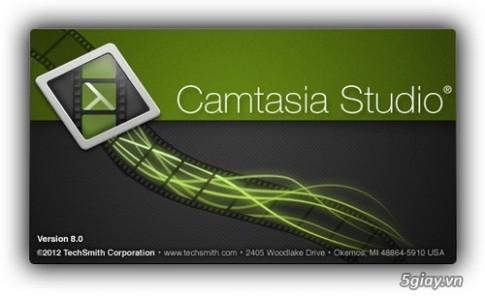 Camtasia Studio 8.4.0 Build 1691 Full - Cong cu quay phim man hinh may tinh chuyen nghiep