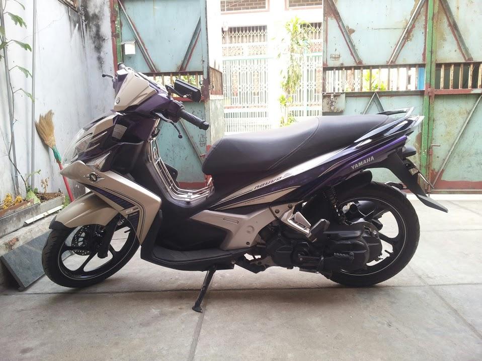 Cần bán Yamaha Nouvo 5SX bạc tím 2012 Fi giá rẻ tphcm