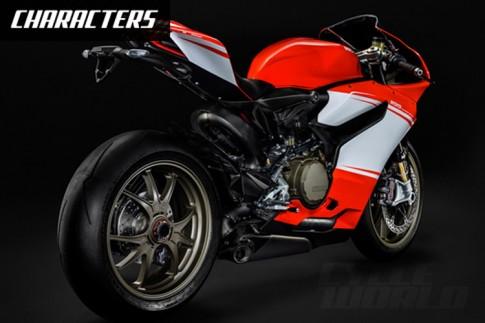 Can canh Ducati 1199 Superleggera gia 1.37 ty dong