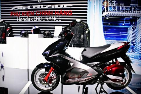 Cận cảnh Honda AirBlade 125 2016 mới vừa ra mắt