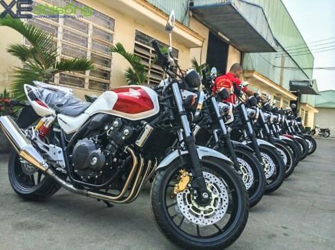 Can canh Honda CB400 ABS 2015 gia khoan 350 trieu tai Ha Noi