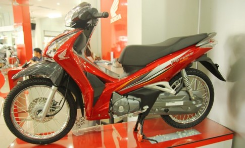 Can canh Honda Future 125 2014 vua ban o Viet Nam