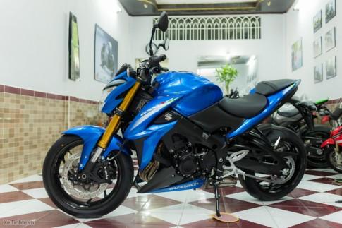 Can canh Suzuki GSX-S1000 ABS 2016 dau tien tai Viet Nam