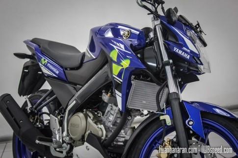 Cận cảnh Yamaha Fz150i thế hệ mới giá sốc