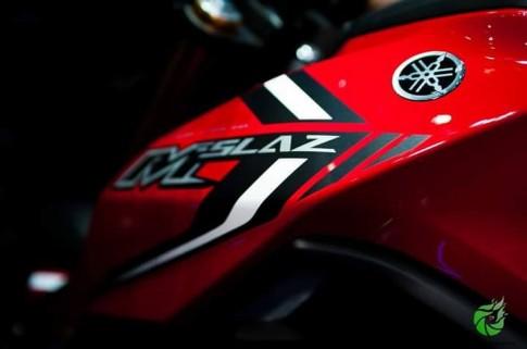 Cận cảnh Yamaha M-Slaz tại Motor Expo Show Thái Lan