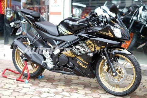Can canh Yamaha R15 Special Edition tai Viet Nam