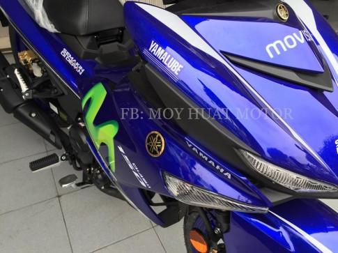 Can canh Yamaha Y15ZR phien ban Movistar