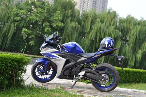 Cạnh tranh với đối thủ bằng giá liệu Yamaha R3 còn giữ được chất ?