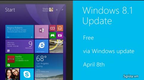 Cap nhat Windows phien ban moi bang WHDownloader that nhanh chong va tien loi
