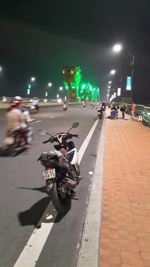 Chang 5 chuong trinh xuyen Viet CLB Exciter Travel - Quang Ngai - Da Nang