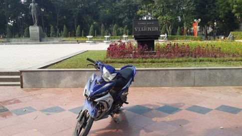 Chang cuoi - Ha Noi - du le ky niem 60 nam giai phong Thu Do cua CLB Exciter Travel