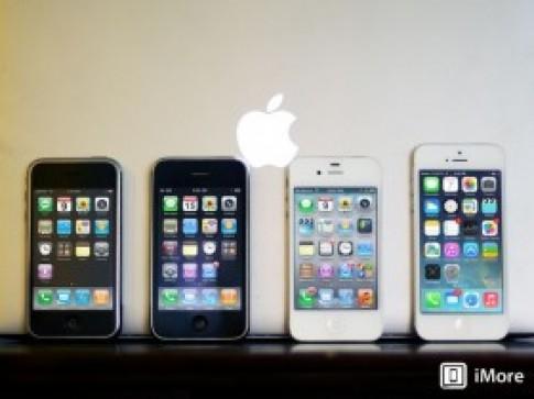 Chang duong phat trien 6 nam cua iPhone