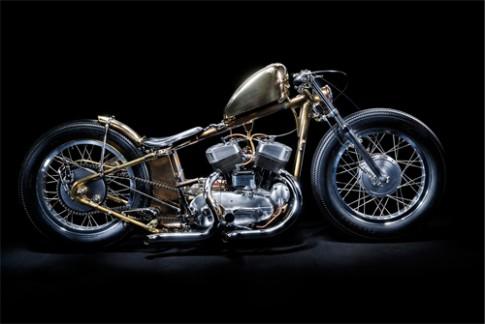 Chicara Art5C do phong cach Harley