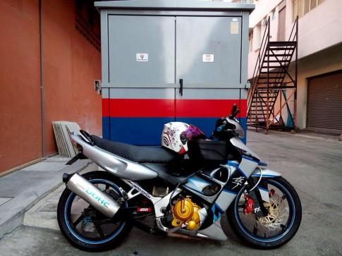 Chiec FX125 do khong dung hang cua Malaysia