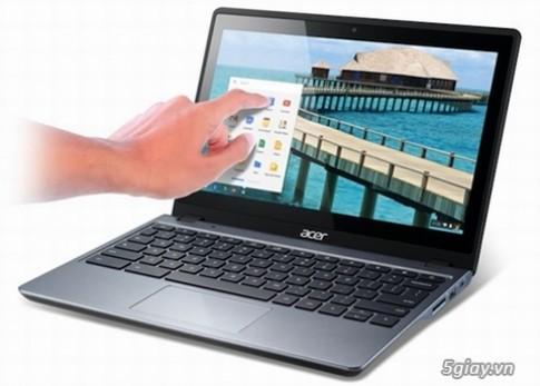 ChromeBook gia 4 trieu dong sap co mat tai Viet Nam