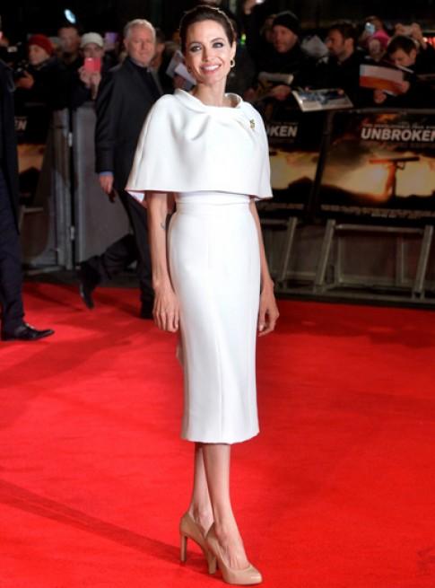 Chuong Tu Di, Angelina Jolie mac dep nhat tuan