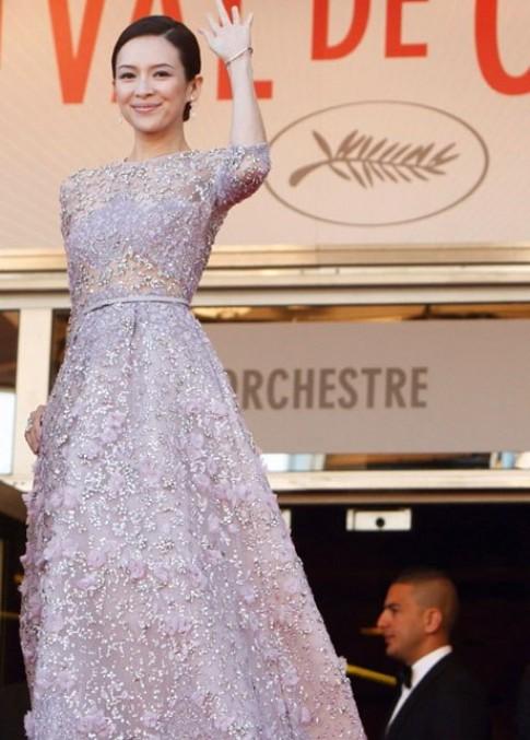 Chuong Tu Di dam tham, nu tinh o Cannes