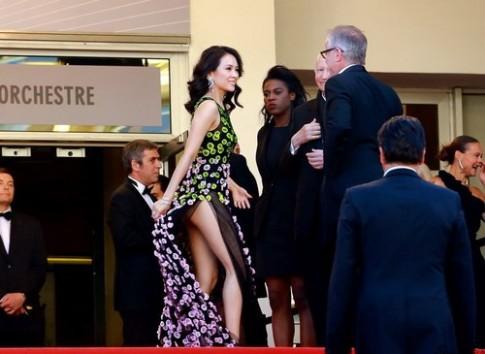 Chuong Tu Di lap lo vong ba o Cannes