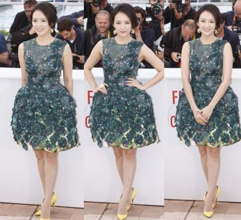 Chuong Tu Di luc tuoi tan, khi kieu sa o Cannes